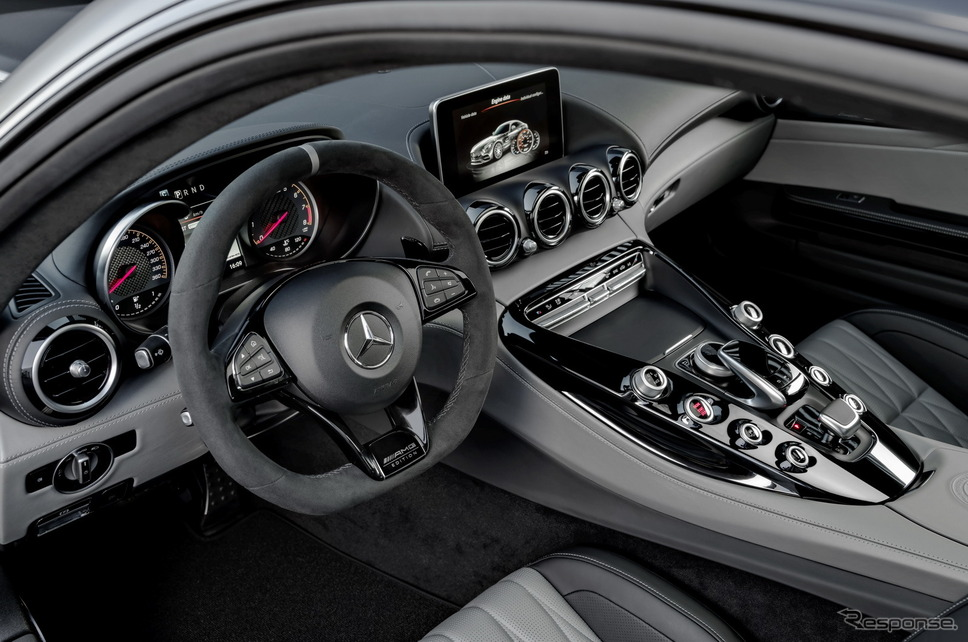 メルセデスAMG GT C