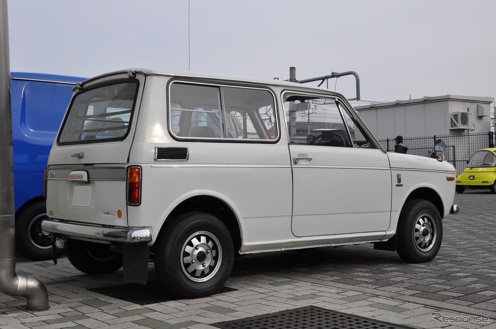 ホンダ LN360嶽宮 三郎