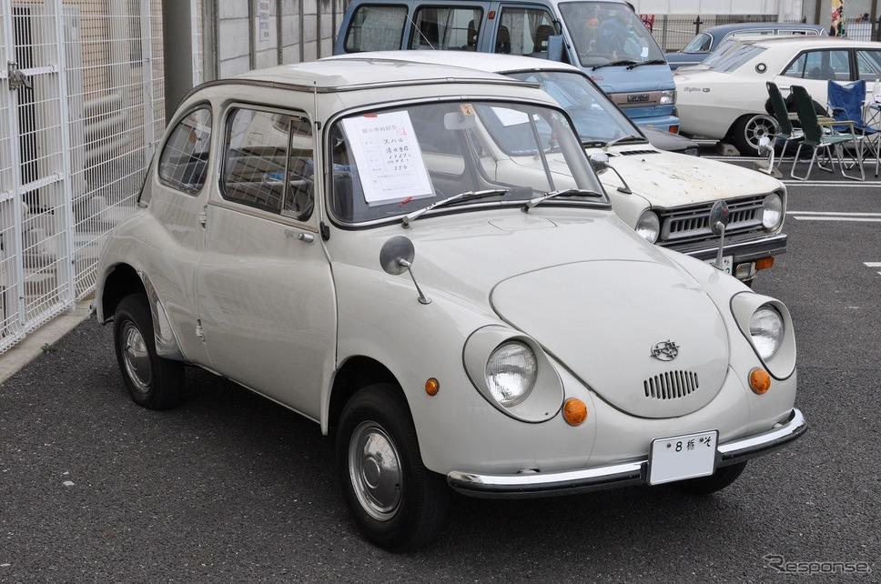 スバル360(1967年)嶽宮 三郎