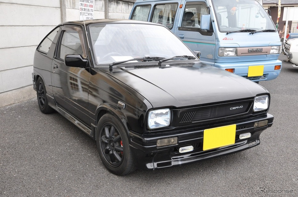 スズキ セルボ(1985年)嶽宮 三郎