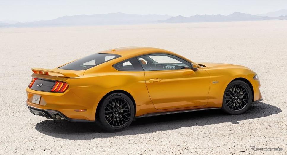 フォード マスタング(現行モデル)