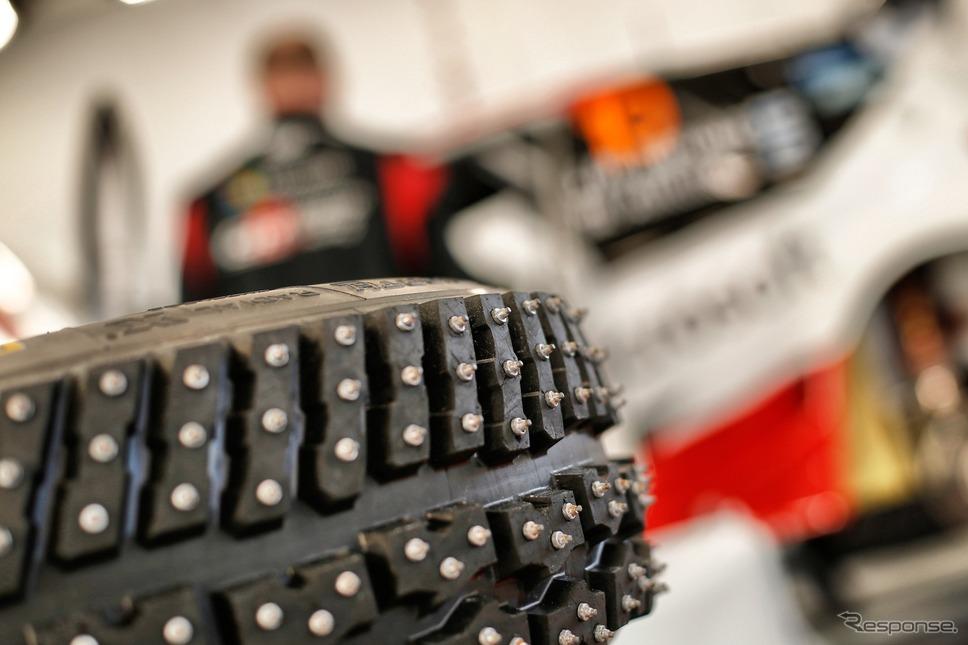 WRC第2戦ラリー・スウェーデン