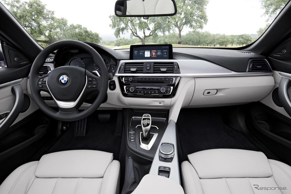 BMW4シリーズ・カブリオレ改良新型
