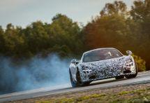 【ジュネーブモーターショー2017】公開予定の新型マクラーレン、0‐200km/h加速は7.8秒