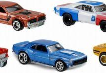 数量限定のミニカーコレクション、HWカーカルチャー 5モデルを発売