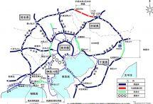 成田空港連絡ルートに選択肢、物流も加速…圏央道茨城県区間 2月26日全通