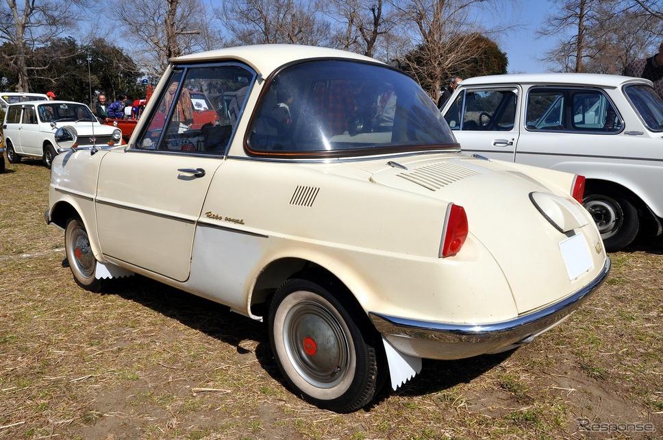 マツダ R360クーペ 1962年嶽宮 三郎