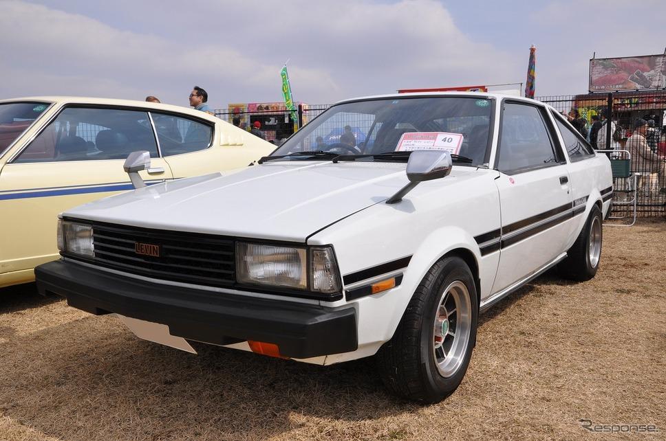 トヨタ カローラ レビン 1982年嶽宮 三郎
