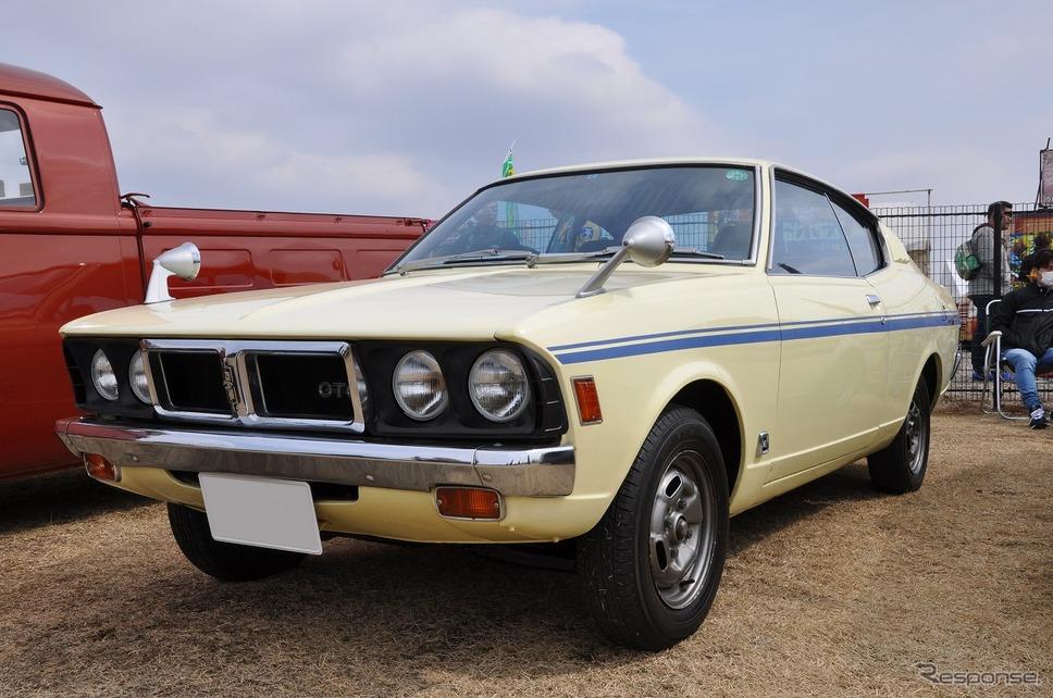 三菱 ギャラン GTO MI 1971年嶽宮 三郎