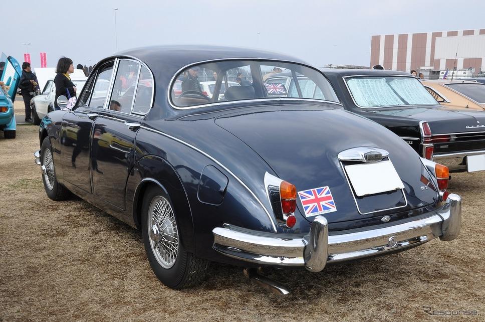 ジャガー Mk2 1964年嶽宮 三郎