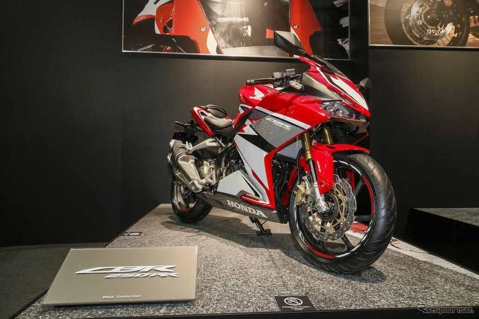 国内導入間近か!? 新型Honda CBR250RR。《画像提供 ホンダモーターサイクルジャパン》