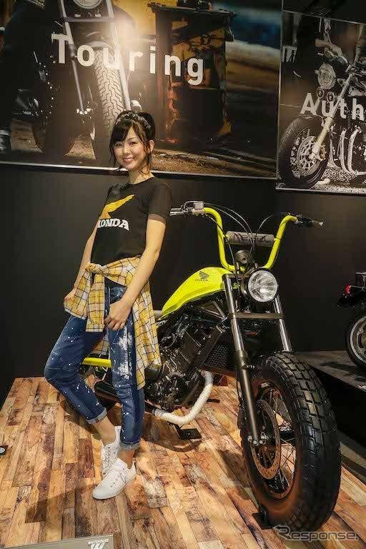 ホンダ新型レブル250スタイルコンセプトモデル《画像提供 ホンダモーターサイクルジャパン》