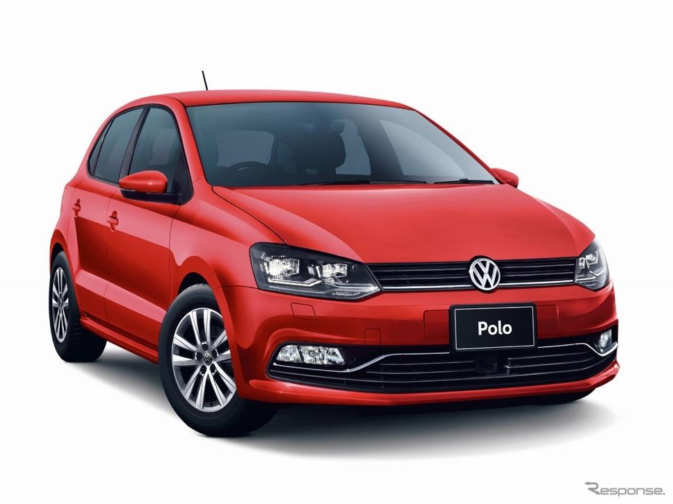 VW ポロ TSI コンフォートライン マイスター