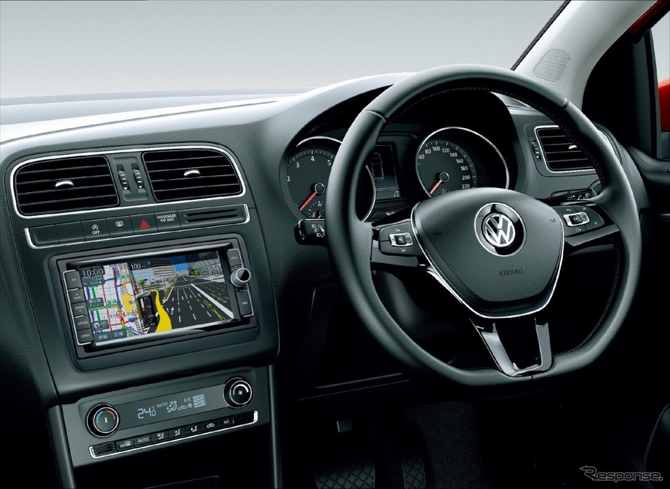 VW ポロ TSI コンフォートライン マイスター(インテリアイメージ)