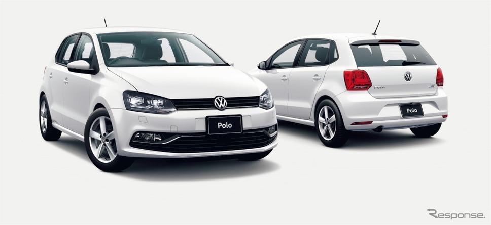 VW ポロ マイスター(ピュアホワイト)