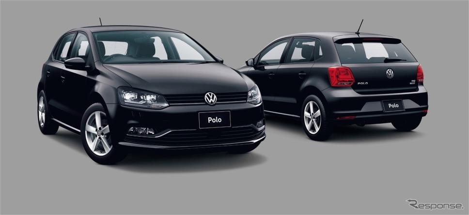 VW ポロ マイスター(ディープブラックパールエフェクト)