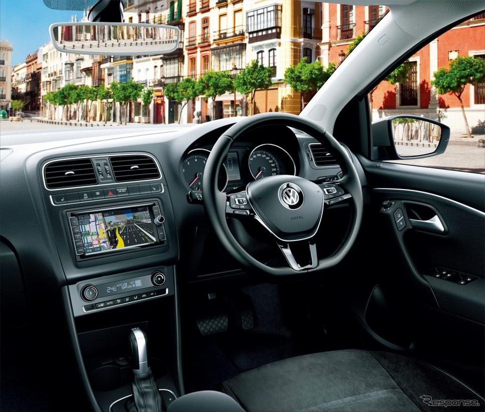 VW ポロ TSI ハイライン マイスター(インテリアイメージ)