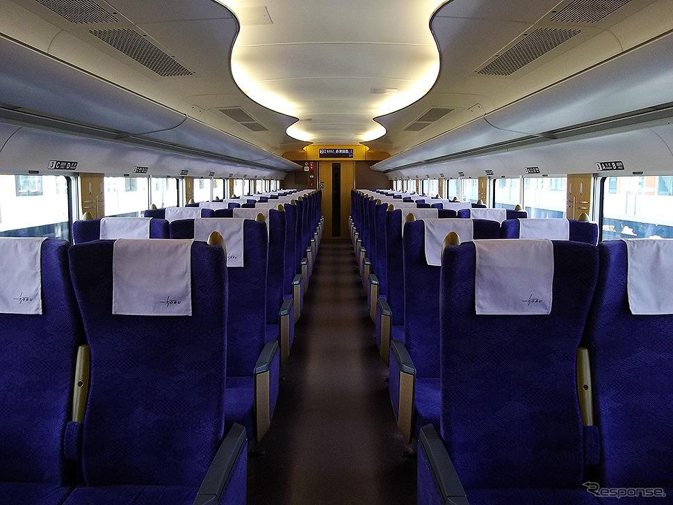 東武500系リバティ(南栗橋車両管区)《撮影 大野雅人(Gazin Airlines)》