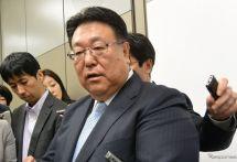 ホンダ倉石副社長「モデルサイクルが非常に良い」…米中国で過去最高見込む