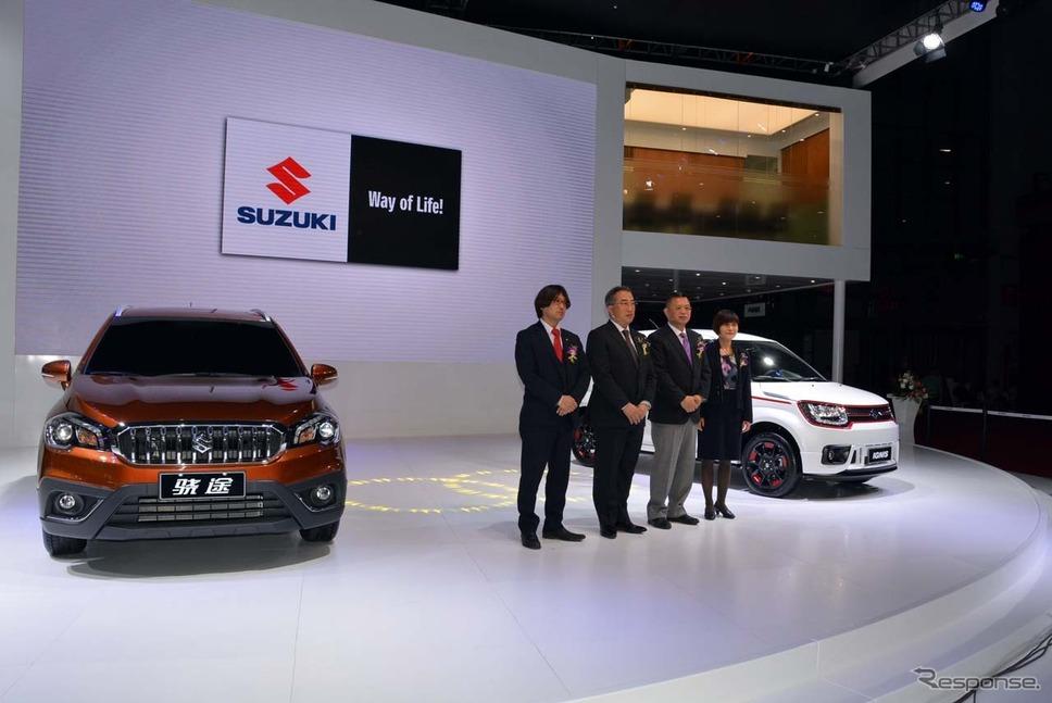 スズキ(上海モーターショー2017)