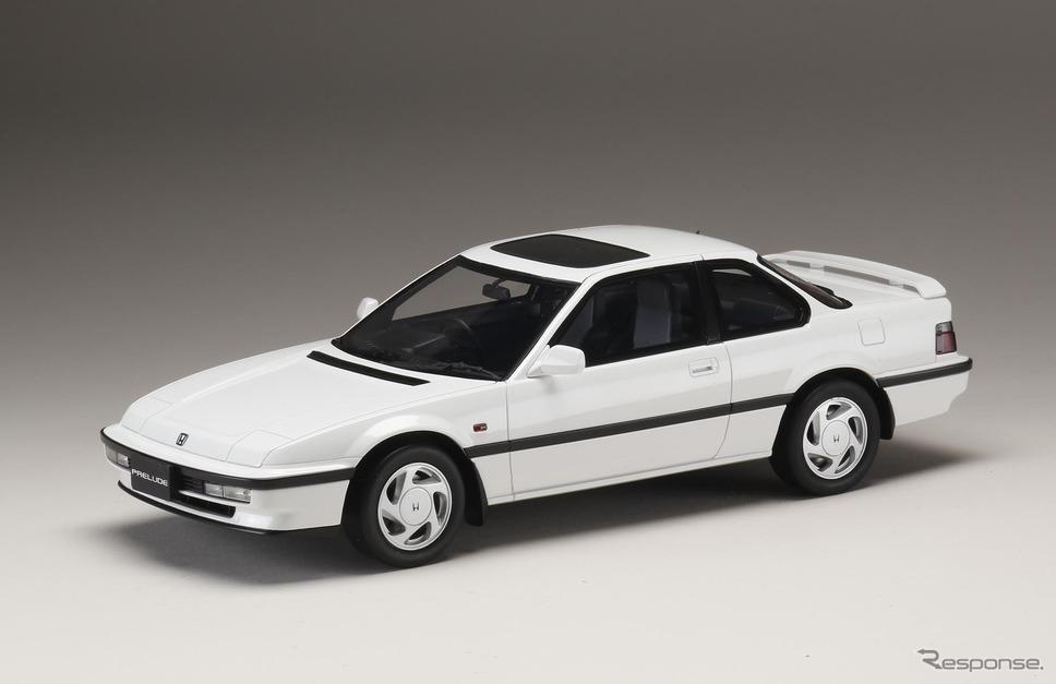 ホンダプレリュードBA5 Si 1989
