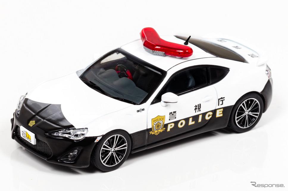 トミカ警察パトカー