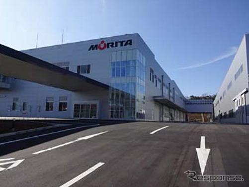 モリタエコノス新工場