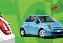幸福のシンボル…フィアット 500 に「てんとう虫」をモチーフにした限定車