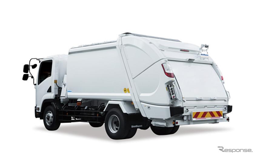 G-PX(4トン車級)の新モデル