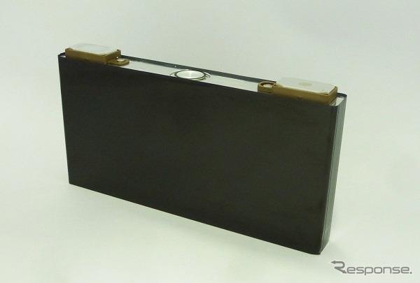 自動車用リチウムイオン電池LEV21F