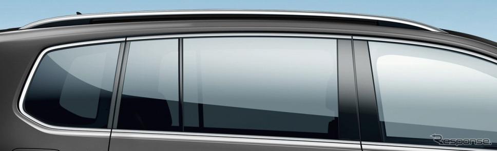 VW ゴルフ トゥーラン TSI コンフォートライン テック エディションシルバールーフレール/クロームパッケージ