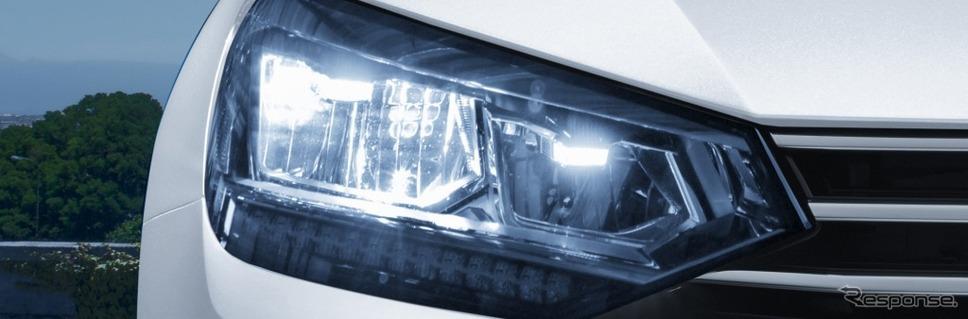 VW ゴルフ トゥーラン TSI コンフォートライン テック エディションLEDヘッドライト