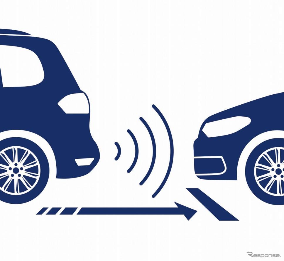 VW ゴルフ トゥーラン TSI コンフォートライン テック エディションパークディスタンスコントロール/オプティカルパーキングシステムイメージ