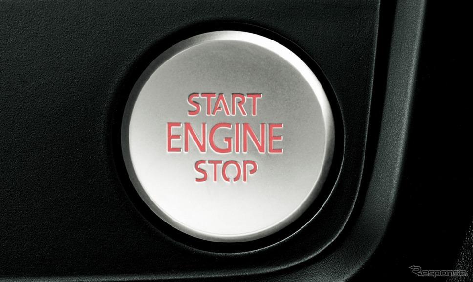VW シャラン TSI コンフォートライン テック エディションスマートエントリー&スタートシステム キーレスアクセス