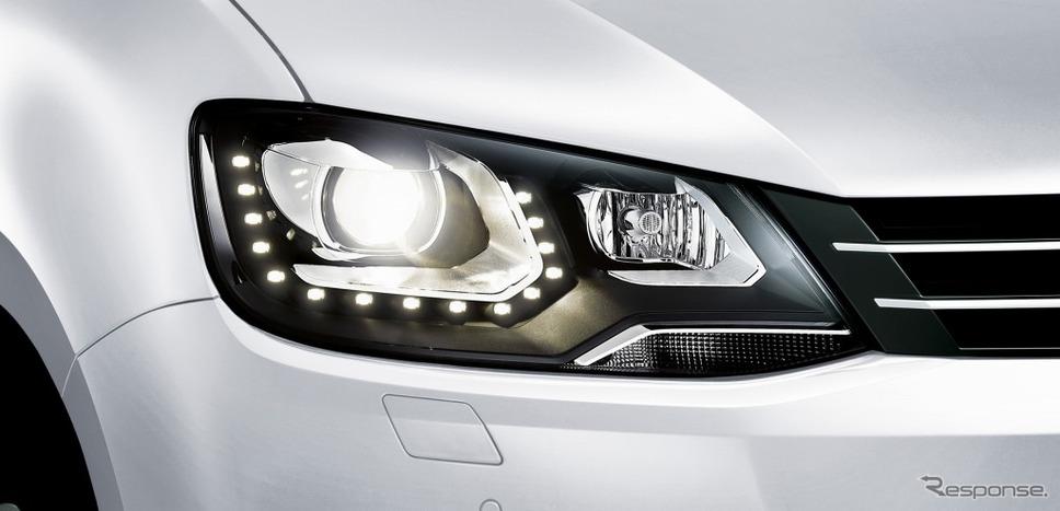 VW シャラン TSI コンフォートライン テック エディションバイキセノンヘッドライト