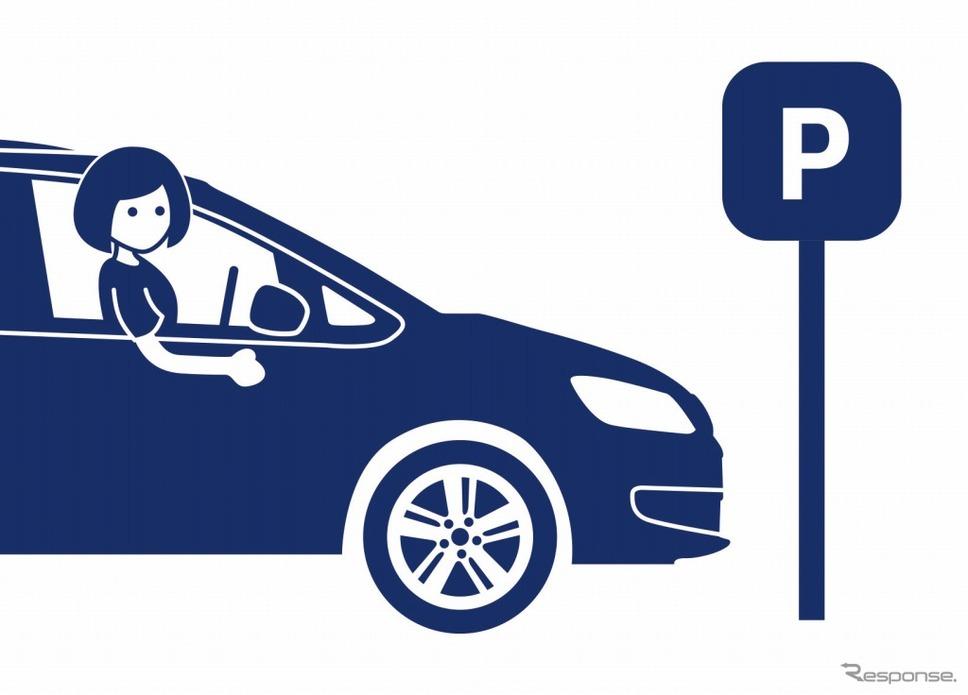 VW シャラン TSI コンフォートライン テック エディション駐車支援システム パークアシスト