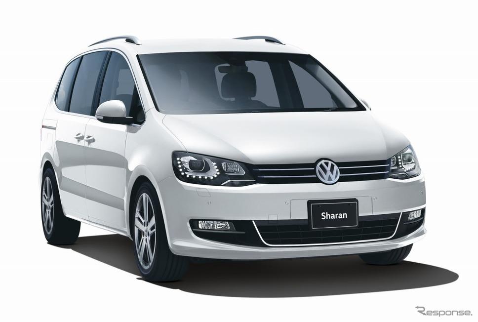 VW シャラン TSI コンフォートライン テック エディションピュアホワイト