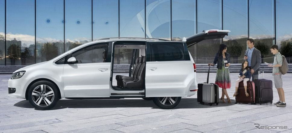 VW シャラン TSI コンフォートライン テック エディション