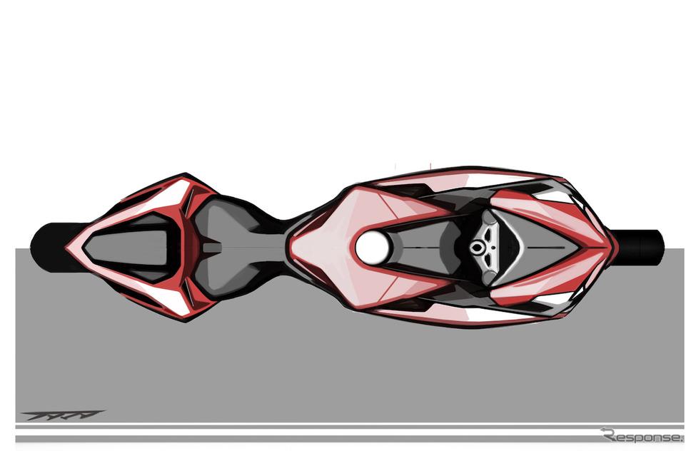 ホンダCBR250RR《画像提供 ホンダ》