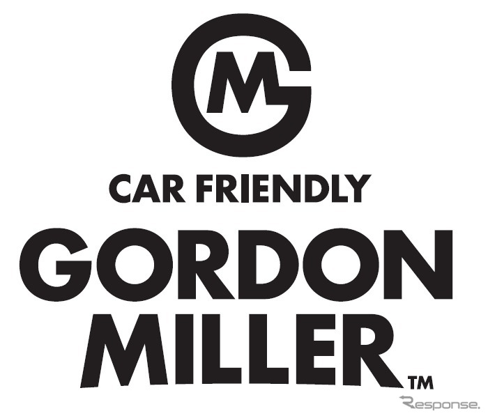GORDON MILLERロゴ
