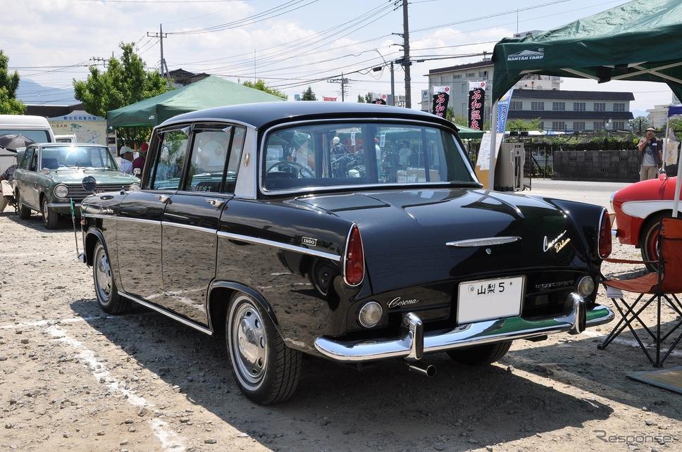 トヨペット コロナ 1964年嶽宮 三郎