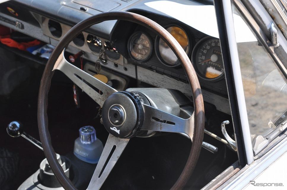 プリンス スカイライン 2000GT-B 1966年嶽宮 三郎