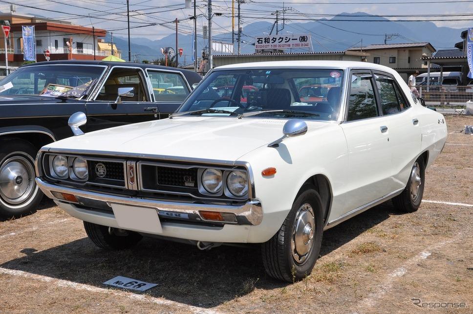 日産 スカイライン 1800GL 1977年嶽宮 三郎