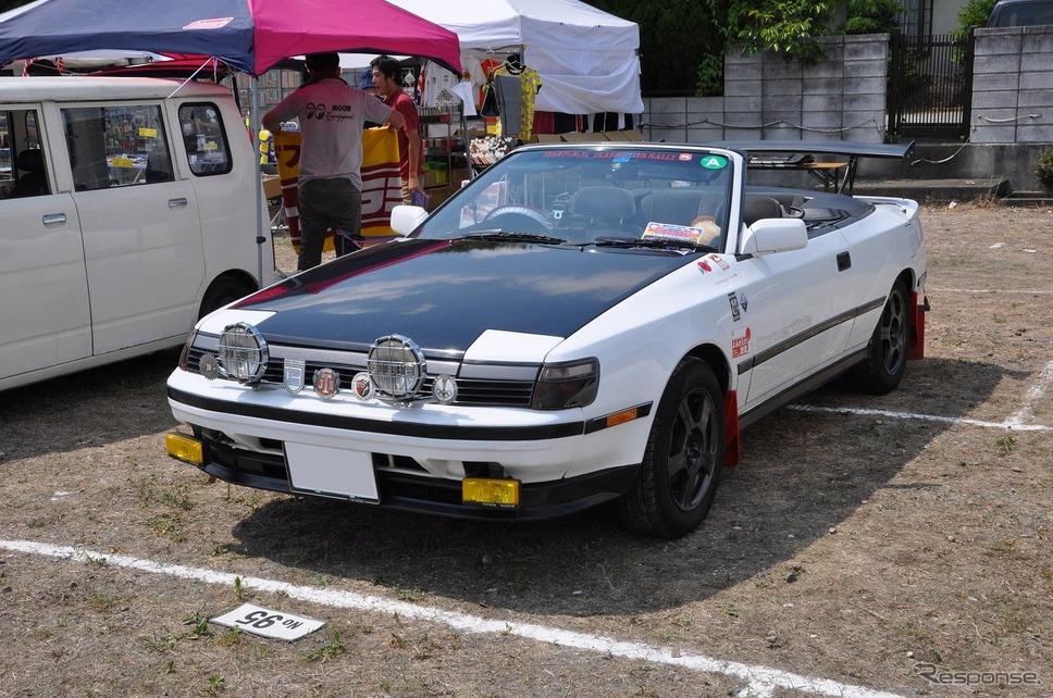 トヨタ セリカ コンバーチブル 1988年嶽宮 三郎