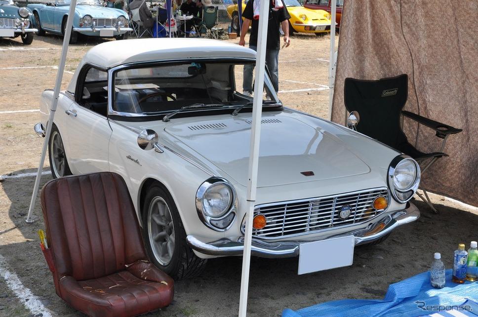 ホンダ S600 1966年嶽宮 三郎