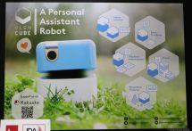【AI・人工知能EXPO】車載AIエージェントへの可能性…PLEN Cube