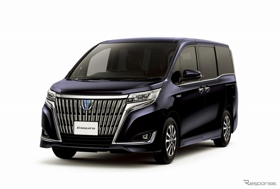 トヨタ エスクァイア Gi プレミアムパッケージ(ハイブリッド車)