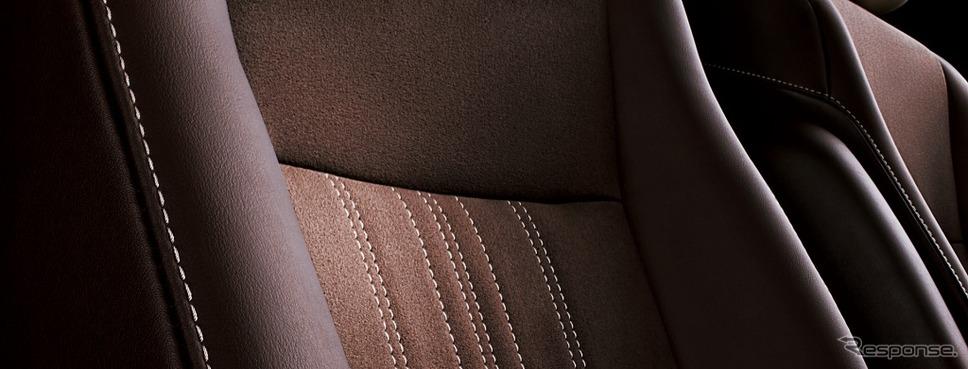 トヨタ エスクァイア Gi プレミアムパッケージ シート表皮