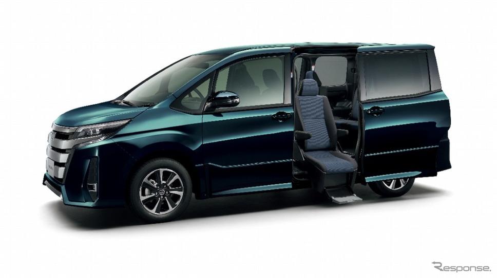 トヨタ ノア ウェルキャブ サイドリフトアップチルトシート車 Si(2WD)