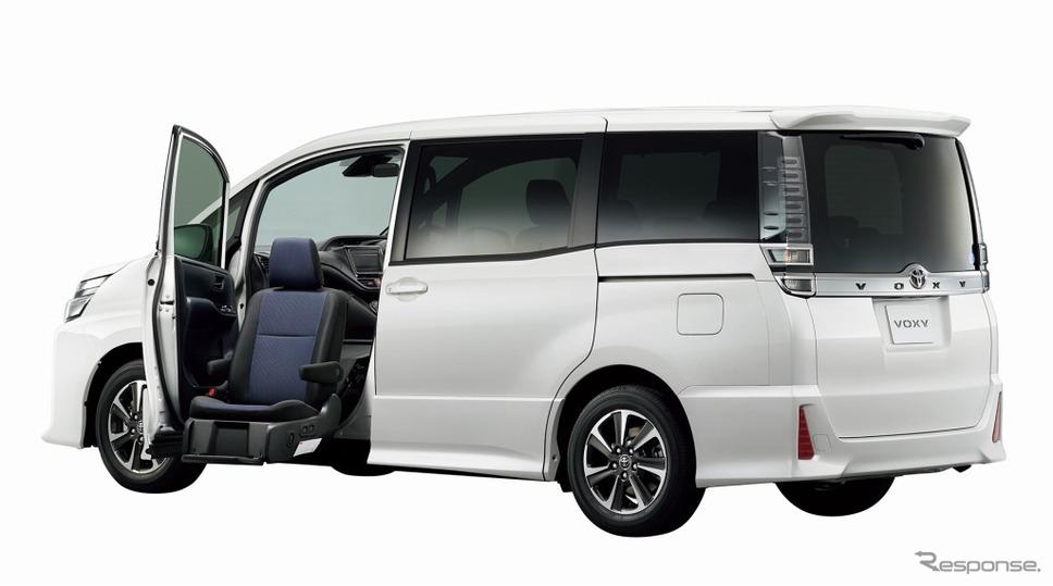 トヨタ ヴォクシー ウェルキャブ 助手席リフトアップシート車 ZS(2WD)